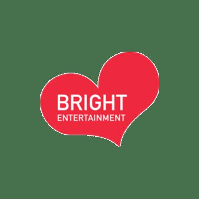 Logo Bright Entertainment