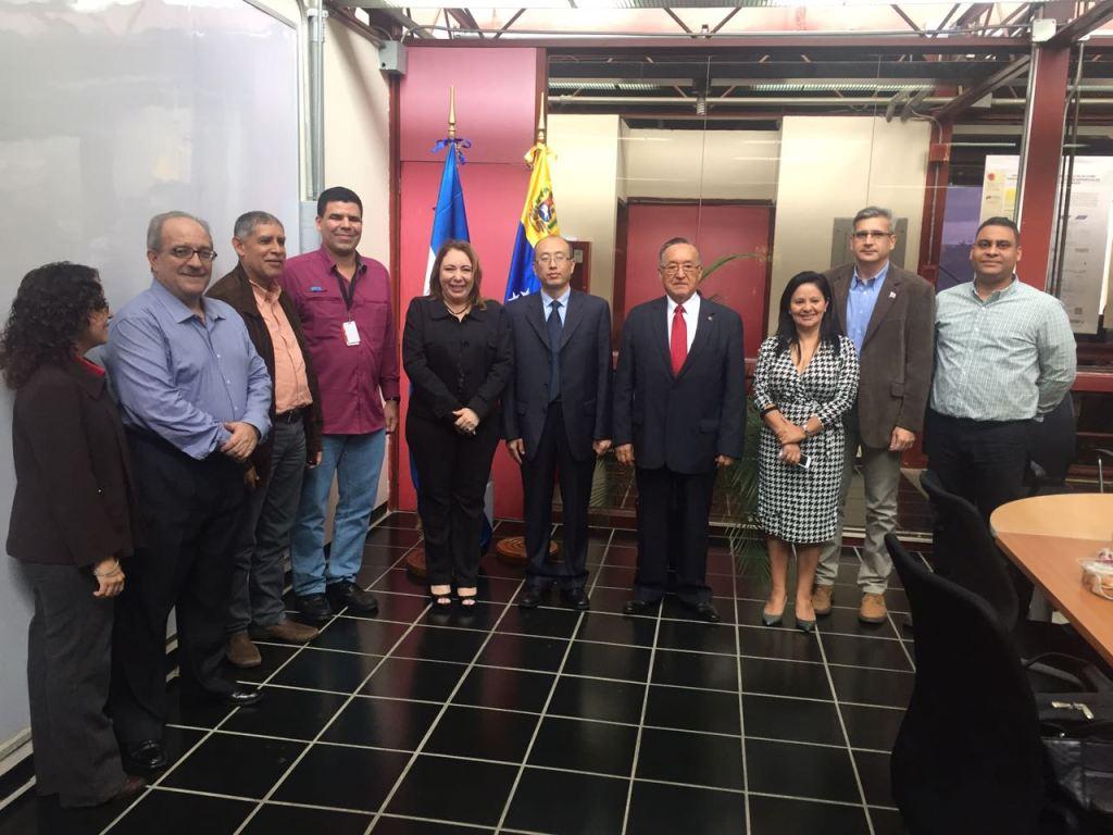 VIT impulsa proyecto tecnológico para El Salvador