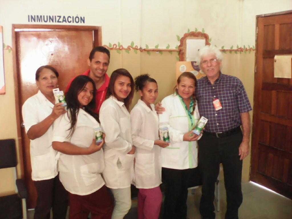 Sector Salud es atendido con aportes sociales de VIT