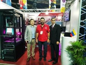 VIT llega a la Expo Venezuela Potencia 2017