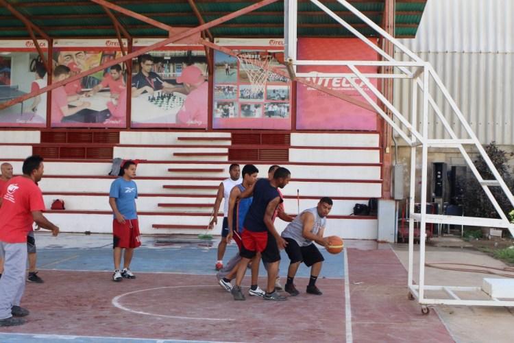 VIT inició juegos deportivos interdepartamentales