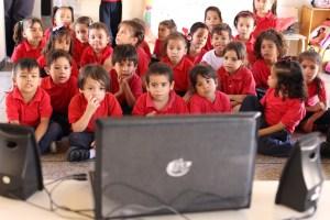 Tecnología Educativa llega a C.E.I.B Benedicto Mármol