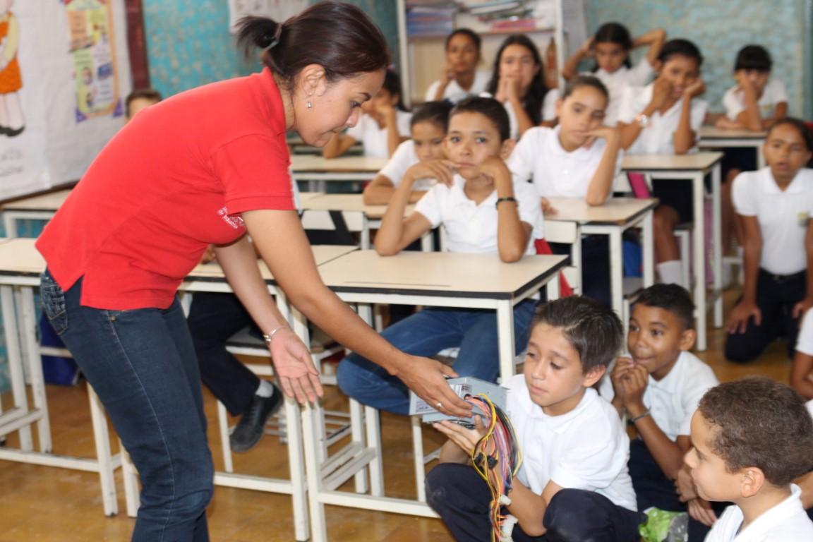 Tecnología Educativa: Culmina ciclo de herramientas tecnológicas en EB Mene Grande