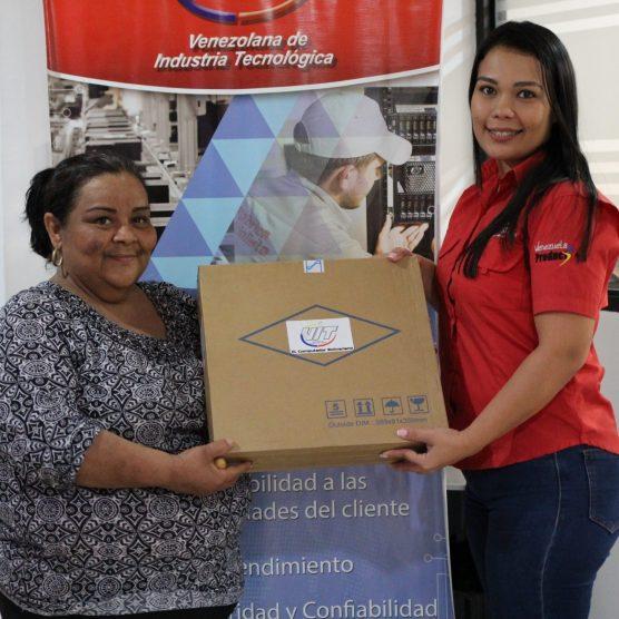 VIT efectúa donativos de equipos tecnológicos a instituciones de la región