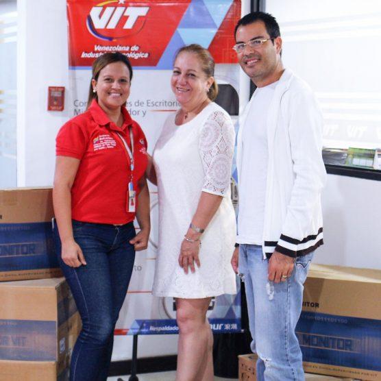 """VIT efectuó aporte social al Museo Arquidiocesano """"Lucas Guillermo Castillo"""""""
