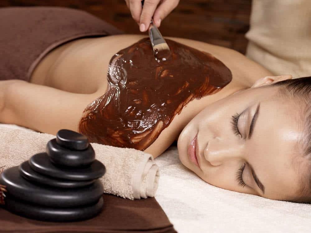 Geslacht lichaam masseren