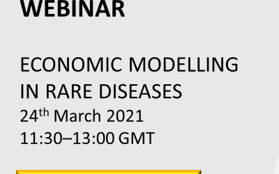 """Economic Modelling in Rare Diseases"" Webinar"