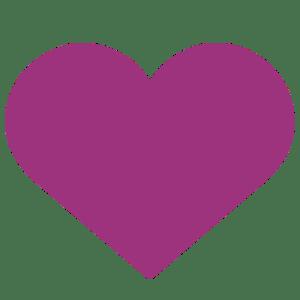 Vita Centre Purple Heart