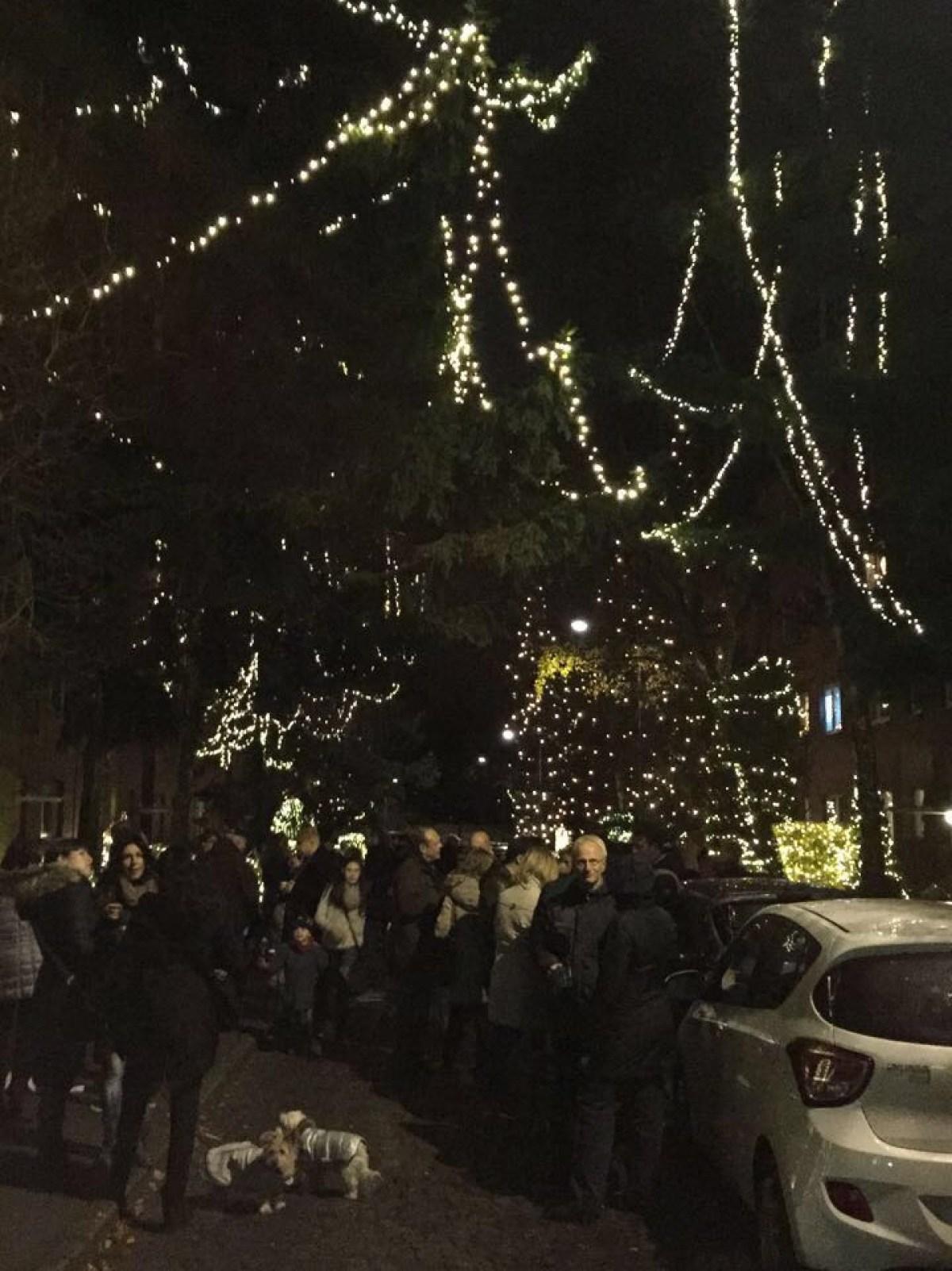weihnachtsstraße