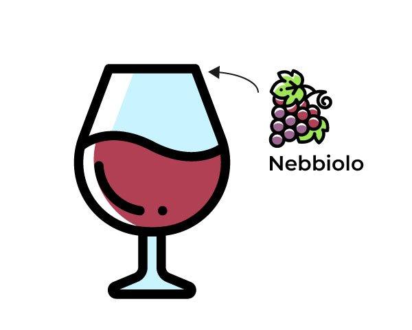 Vino Varietale: nebbiolo
