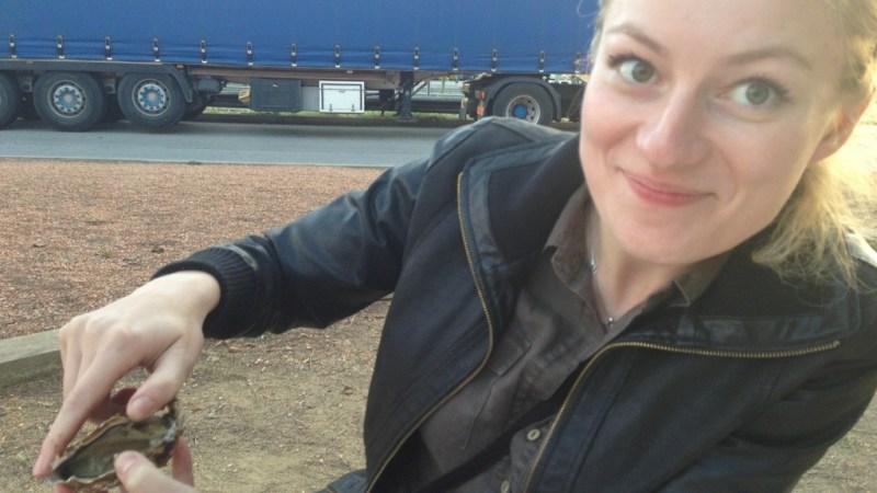 [Video] Secondo giorno da camionista con Iwona
