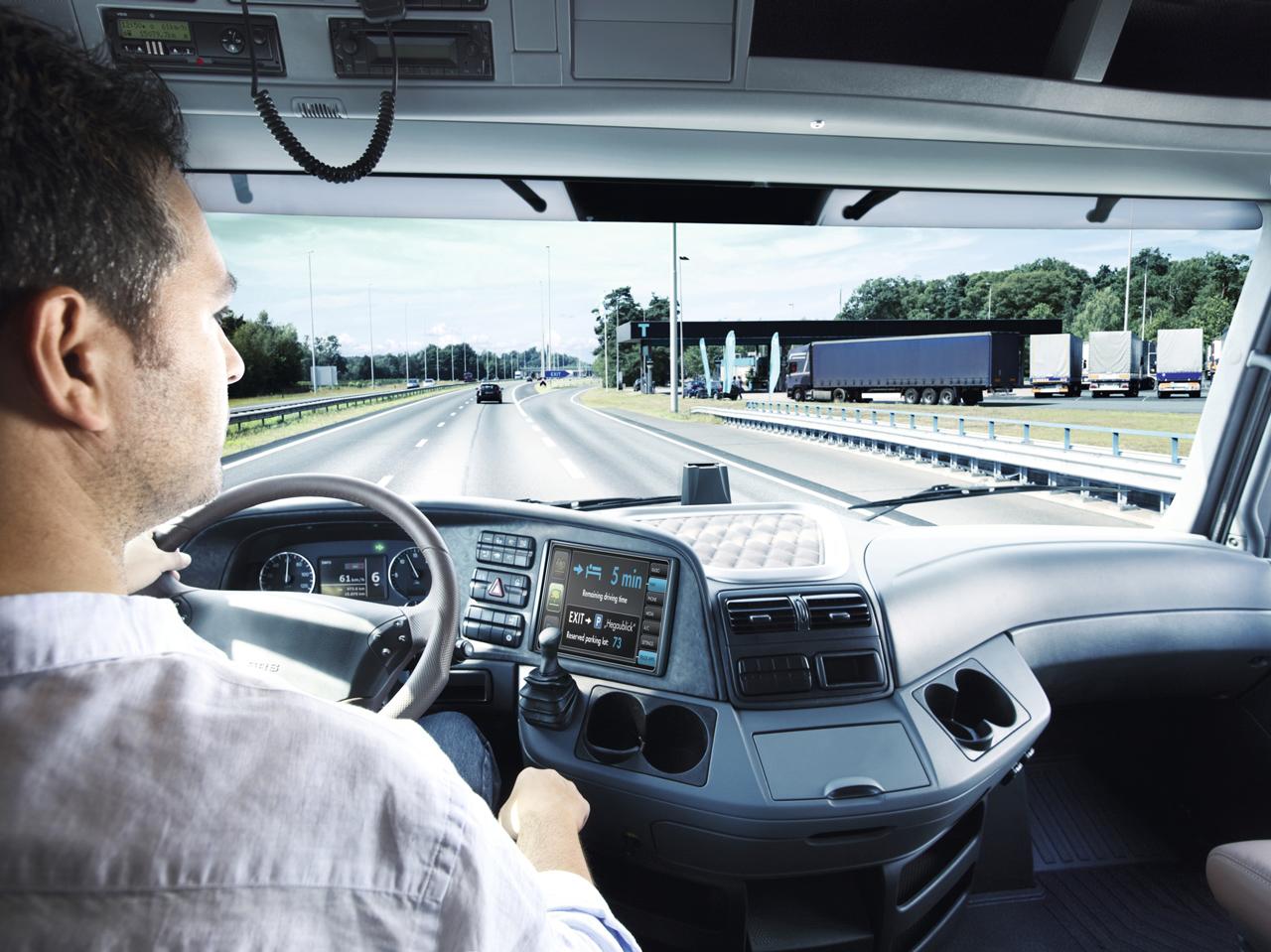 Quante ore può guidare un camionista?
