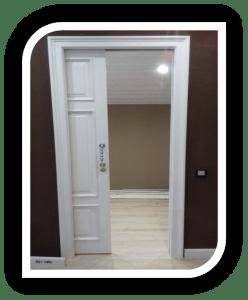 Дверь раздвижная одностворчатая