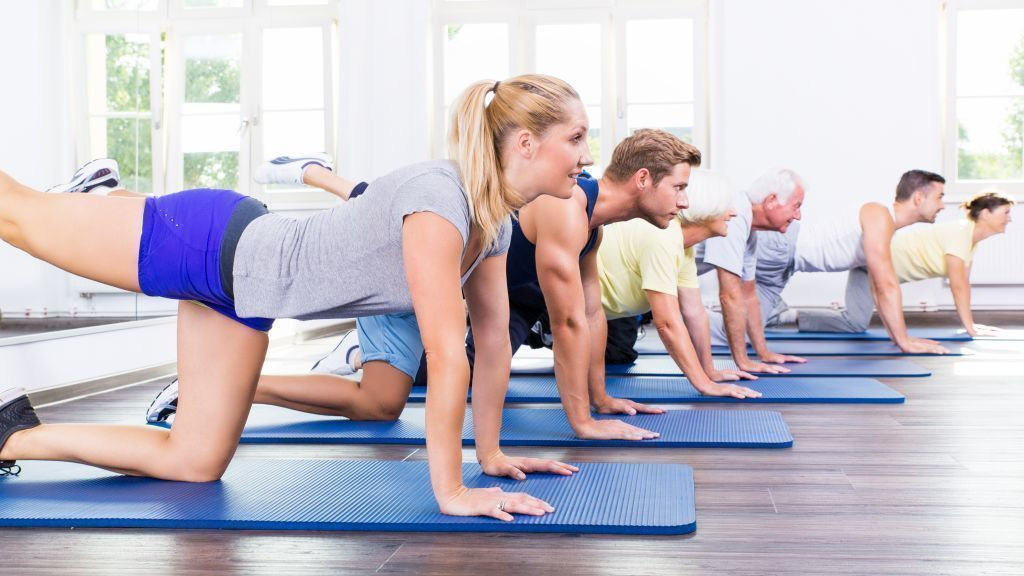 Pilates Kurse in Reken