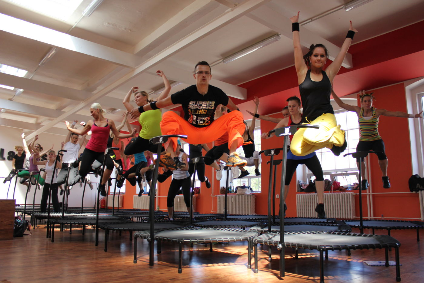 Jumping Fitness das Original