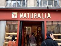 Natural foods market