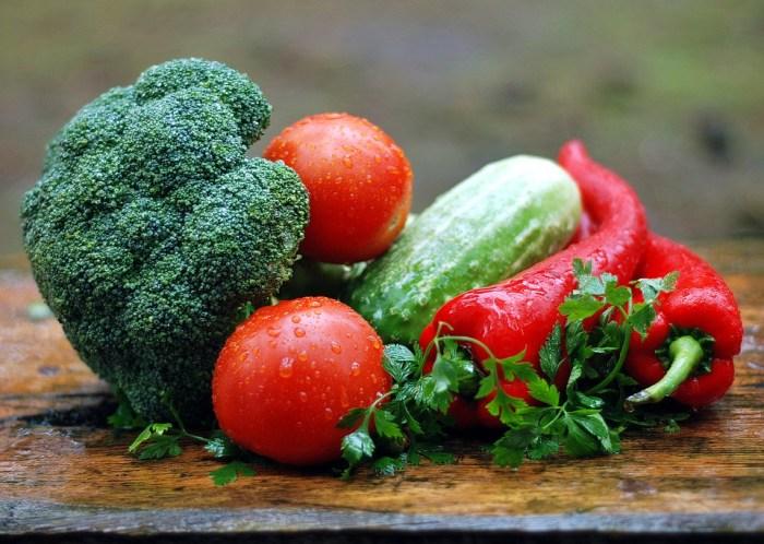 low carb gemüse kohlenhydratarme Lebensmittel
