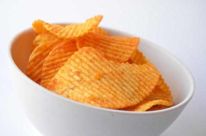 Chips Falsche Produkte die das Abnehmen erschweren