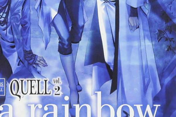 QUELL _i saw a rainbow