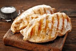 vital and clear lemon pepper chicken