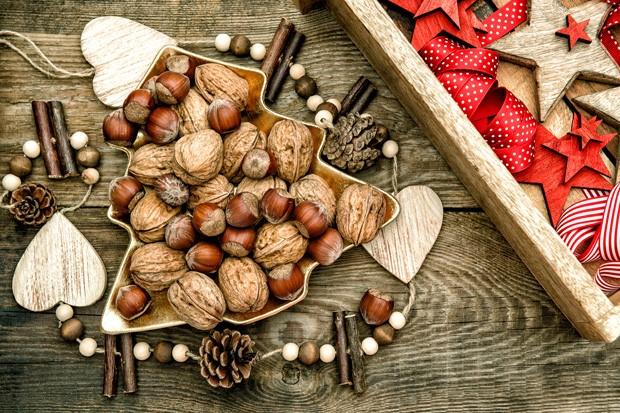 Ceia saudável: 9 oleaginosas para turbinar as festas de fim de ano