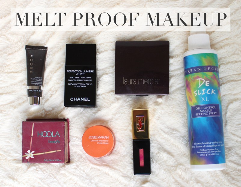 Melt Proof Makeup | The Lipstick Tales
