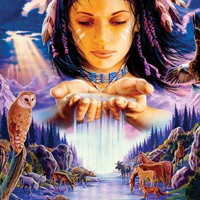 Risultati immagini per donne native americane