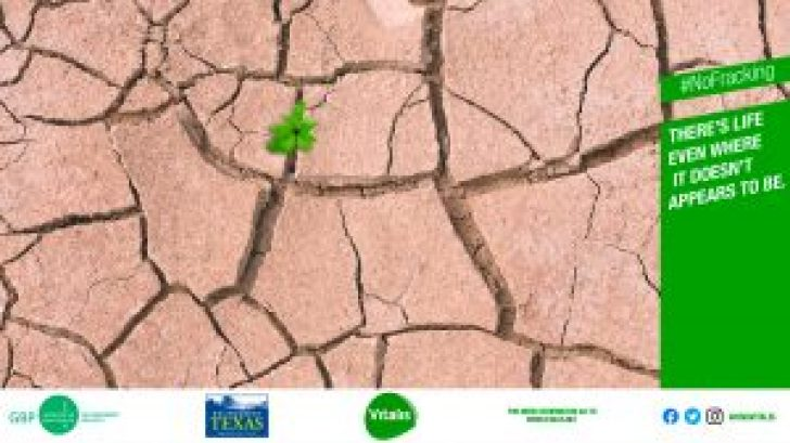 Campaña Fracking Vitalis
