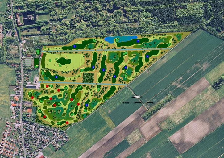 Golfplatz Lütetsbürg
