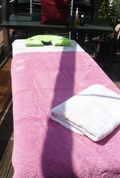 terrasse massage