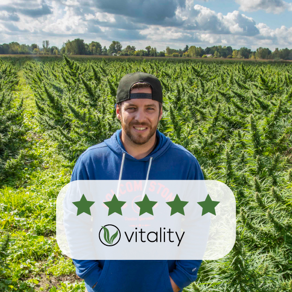 The Vitality CBD Difference | Customer First Principles