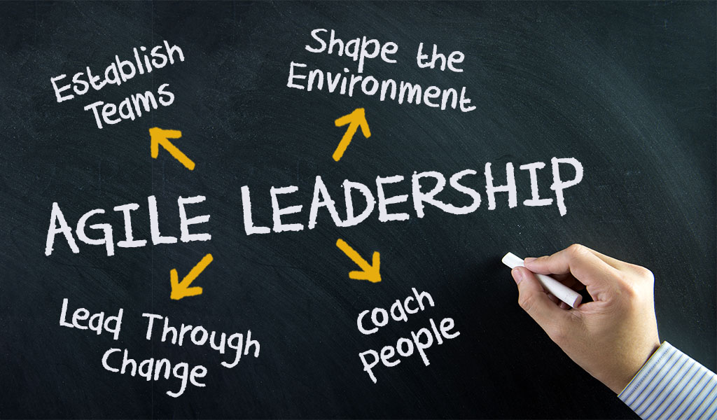 The Role of an Agile Leader During an Agile Transformation