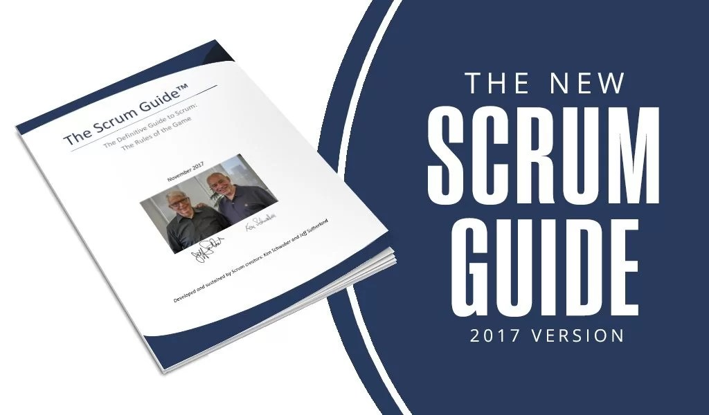 Latest Updates to the Scrum Guide (2017)