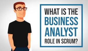 One More Time, What is the Business Analyst Role in Scrum?