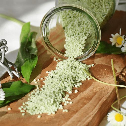 Microgreen Finishing Salts
