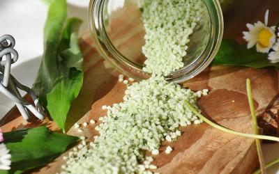Microgreen Salts
