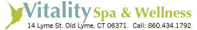 Vitality Spa & Holistic Wellness Center Old Lyme CT