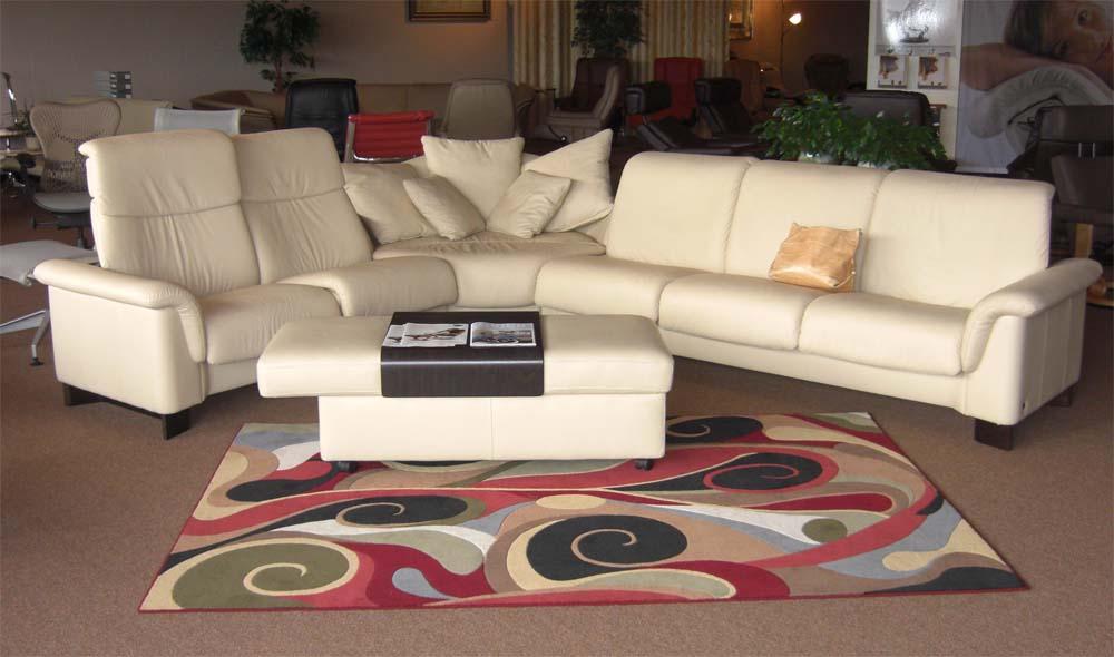 Ekornes Stressless Paradise High Back Sofa