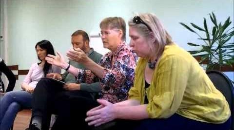 Фриц Перлз: Три уровня Гештальт-терапии