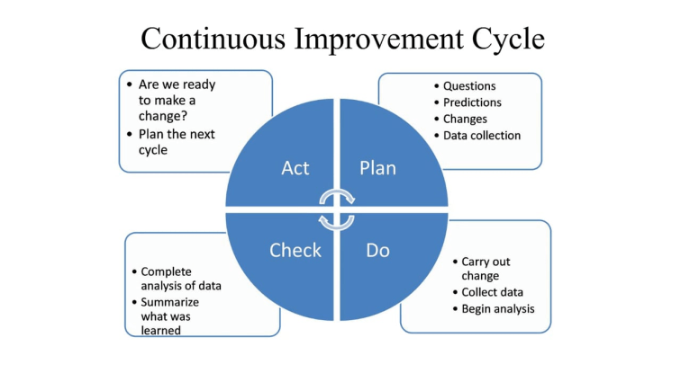great hospital quality improvement program cycle