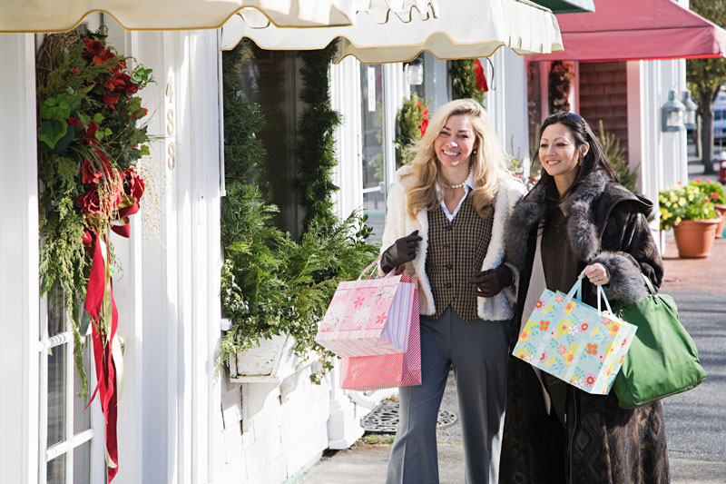 Just a few easy precautions can protect from hidden health hazards of holiday shopping.