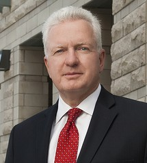 Photo of Brett Giroir, M.D., executive vice president and CEO of Texas A&M Health Science Center