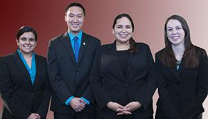 MHA Case Study Award Winners
