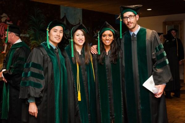 College of Medicine graduates.
