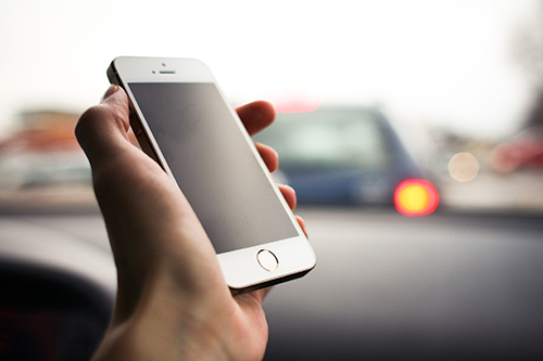 7 percent reduction in crash-related hospitalizations with texting-while-driving bans.