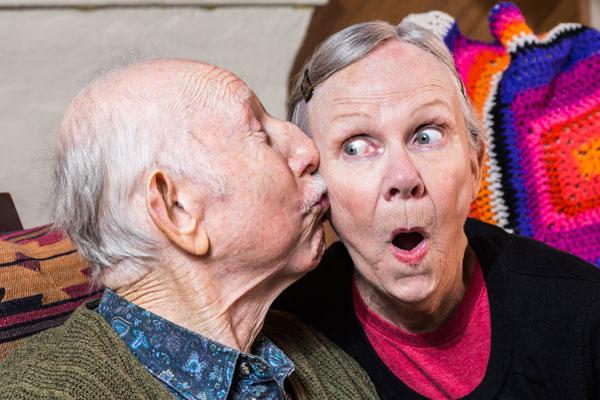 common elderly health issues hiv