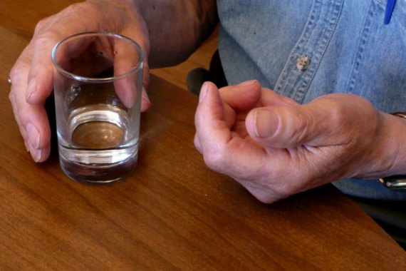 common elderly health issues substance abuse