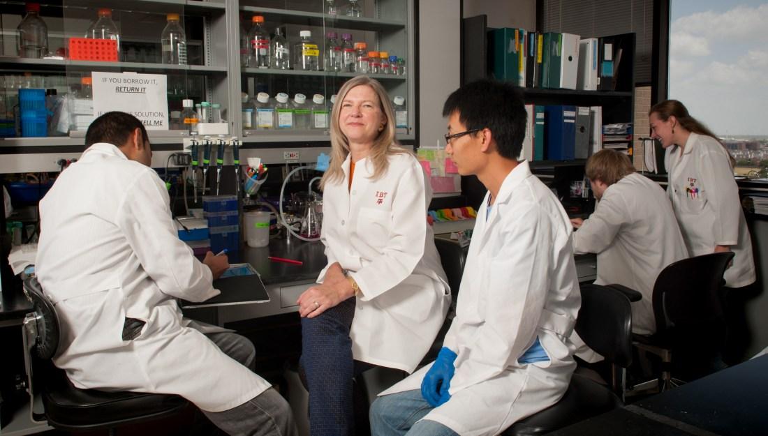 Texas A&M University Distinguished Professor - Cheryl Walker