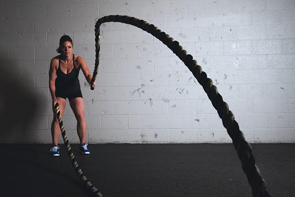 missed period - exercise