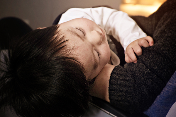 Let your health care provider know if your baby isn't feeling well